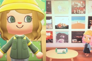 Here Are Some Of The Best Band Related Pieces We've Seen Being Made In Animal Crossing