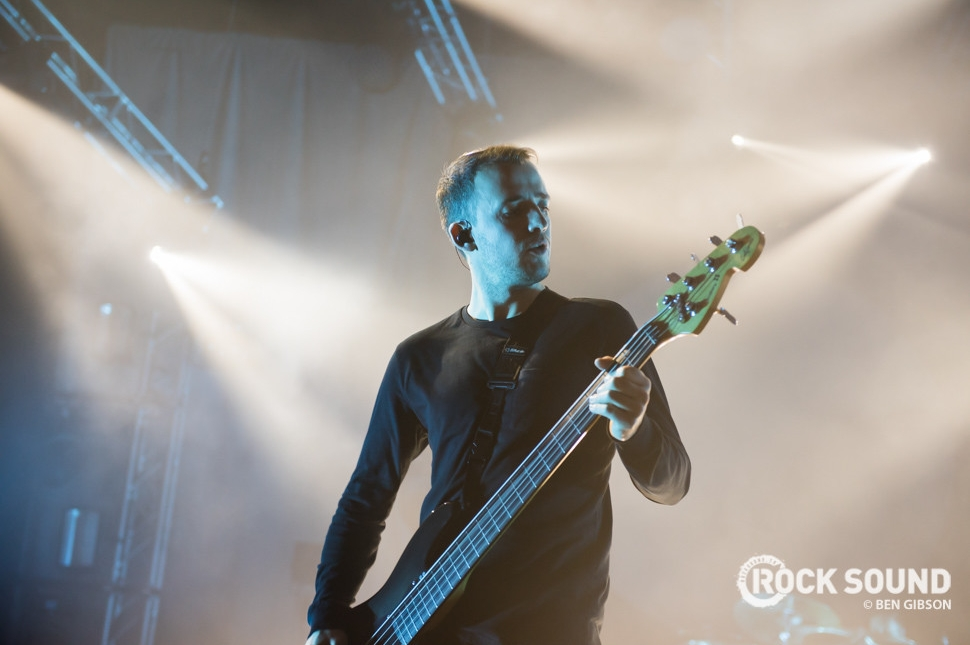 Architects, London Brixton Academy, November 18 // Photo credit: Ben Gibson