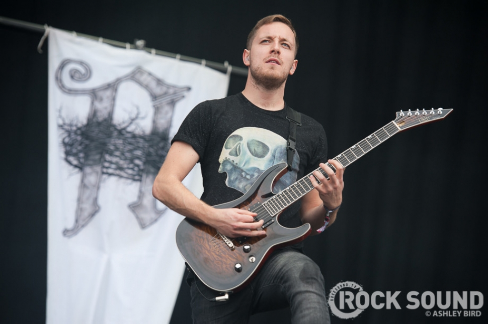 Download Festival 2013 Photos: Architects