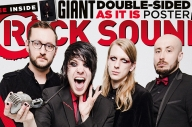 As It Is' Rock Sound Issue Is Available On UK Newsstands From Today