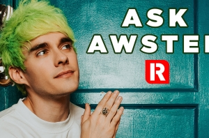 Waterparks' Awsten Knight Answers Questions From Fans
