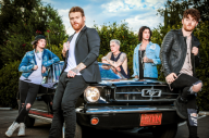 "Danny Worsnop On Asking Alexandria: ""[We Were Having] Booze Poured Into Our Mouths"""
