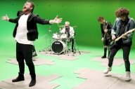 Go Behind The Scenes Of Asking Alexandria's New Video