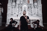 Asking Alexandria Have Released An Ethereal, Acoustic Version Of 'Alone In A Room'