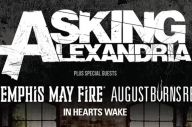 Asking Alexandria Announce UK Tour