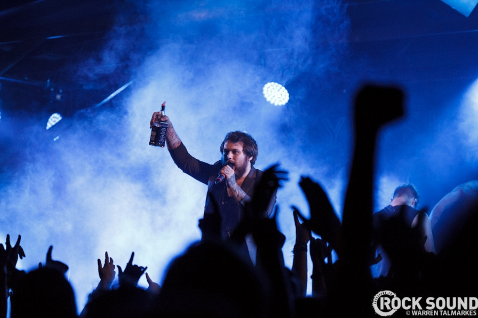 In South Africa, Asking Alexandria pulled out all the stops (and the booze) for their Cape Town stopover...