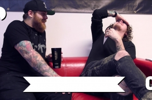 You Need To See This Video Of Asking Alexandria Guessing As Many Bands As They Can In 120 Seconds