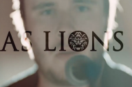 As Lions Have Announced Their Debut Album