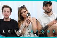 Against The Current Do An Interview One Word At A Time - Long Story Short