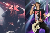 Is All Time Low's Alex Gaskarth On The New Against The Current Album?