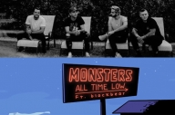 All Time Low's 'Monsters' Is The No.01 Song On Alternative Radio In The US