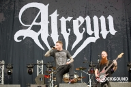 "Atreyu Frontman Alex Varkatzas: ""We Invented Metalcore. That May Sound Cocky But I Don't Care."""