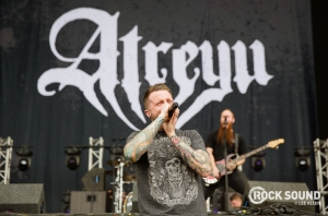 Atreyu Have Parted Ways With Vocalist Alex Varkatzas