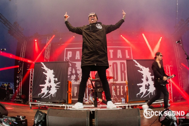 "Attila At Download: ""We Are A Goddamn Party Band And We Came To Fuck Shit Up"""
