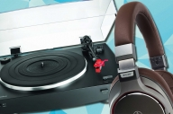 Win An Audio-Technica Turntable + Headphones Worth £398