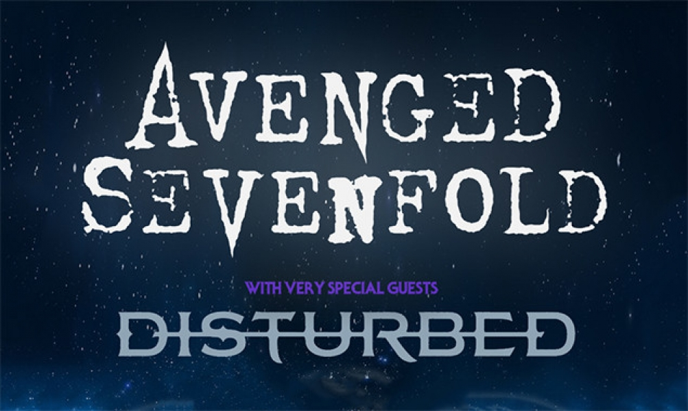 Avenged Sevenfold, Disturbed + In Flames Have Announced A Tour