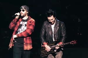 WATCH: Avenged Sevenfold Play 'Hail To The King' In Quebec City Back In 2018