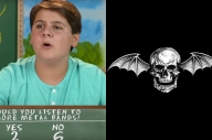Watch Kids Reacting To Avenged Sevenfold