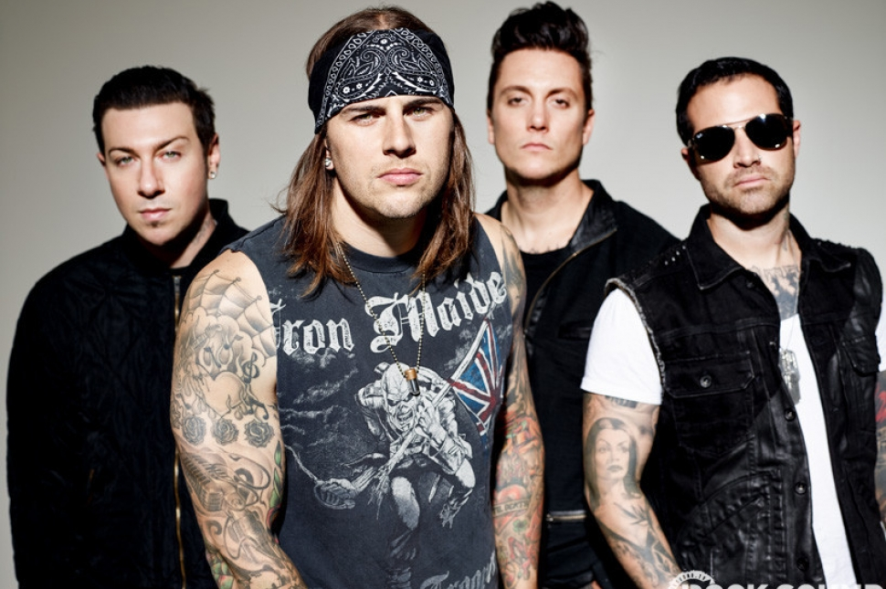 Exclusive Avenged Sevenfold Cover Gallery