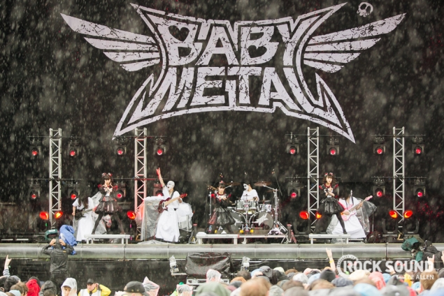 "BABYMETAL At Download Festival: ""Circle Pits. So Many Circle Pits"""