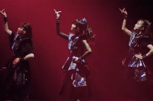 Check Out BABYMETAL's New Live Video For 'Elevator Girl'