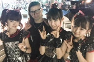 Watch Babymetal & Skrillex Play Live Together