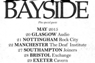 Bayside Confirm A Loads Of UK / Euro Dates Around Slam Dunk Festival