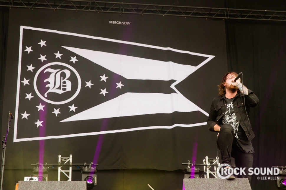Beartooth, Download Festival, June 11 2016 // Photo credit: Lee Allen