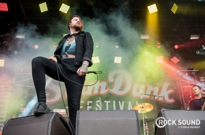 Set Of The Weekend? This Is What It Looked Like When Beartooth DESTROYED Slam Dunk Festival