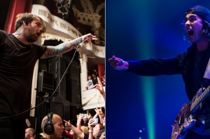 Watch Caleb Shomo Do Guest Vocals With Pierce The Veil
