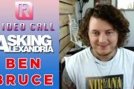 Asking Alexandria's Ben Bruce On New Album 'Like A House On Fire' & 'Paradise City' - Video Call