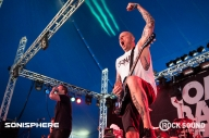 Comeback Kid Flex Their Muscles At Sonisphere Festival