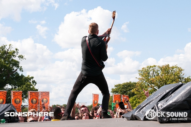 Live Updates From Sonisphere 2014: Sunday