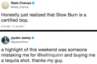 These Are The 9 Best Band Tweets Of The Week