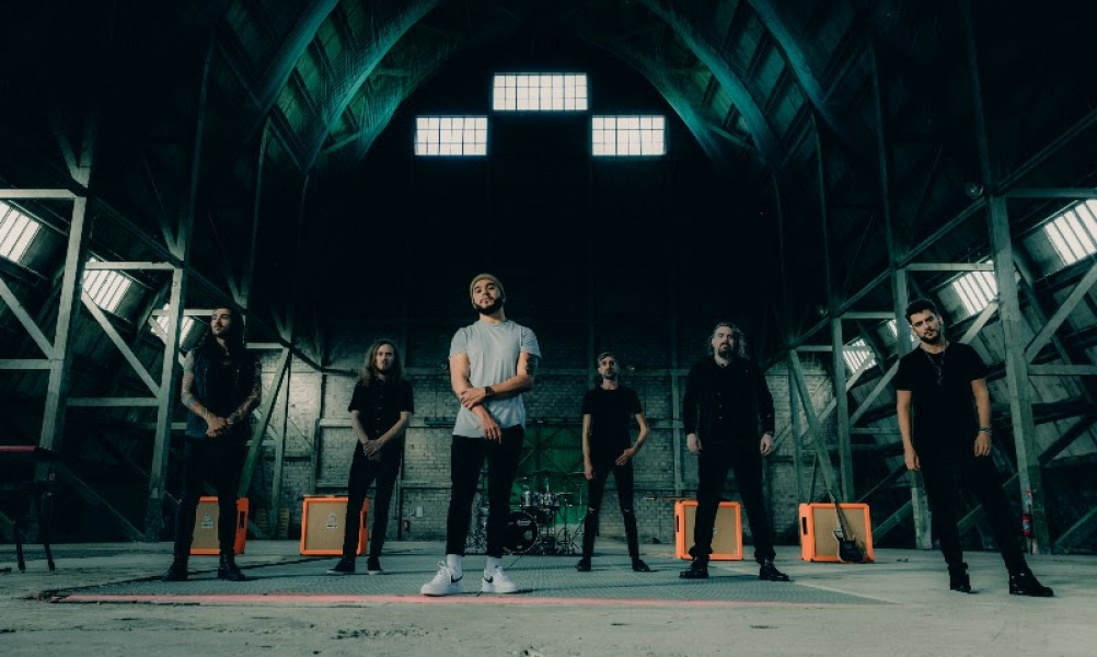 Betraying The Martyrs Have Revealed Their New Vocalist & Dropped A Crushing New Track