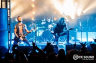 Fans Set Off Flare At Bullet For My Valentine Show