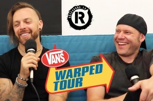 Bullet For My Valentine Share Their Warped Tour Memories