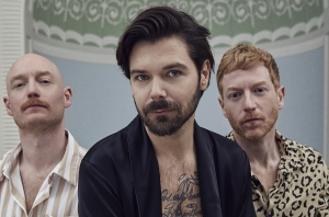 "Biffy Clyro On Their Brand New Record: ""We Finished It Literally Last Week"""