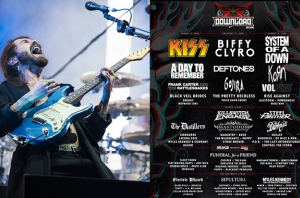 "Biffy Clyro's Simon Neil On Headlining Download Festival: ""It Makes Me Feel Like A Teenager Again"""