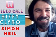 Biffy Clyro's Simon Neil On New Album 'A Celebration Of Endings' - Video Call