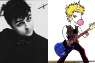Green Day's Billie Joe Armstrong Has Dedicated His Latest Quarantine Cover To Mike Dirnt