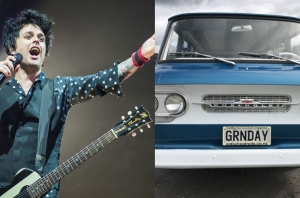 Someone Bought Billie Joe Armstrong's Van By Accident, And Now They're Selling It