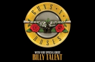 Billy Talent To Support Guns N' Roses