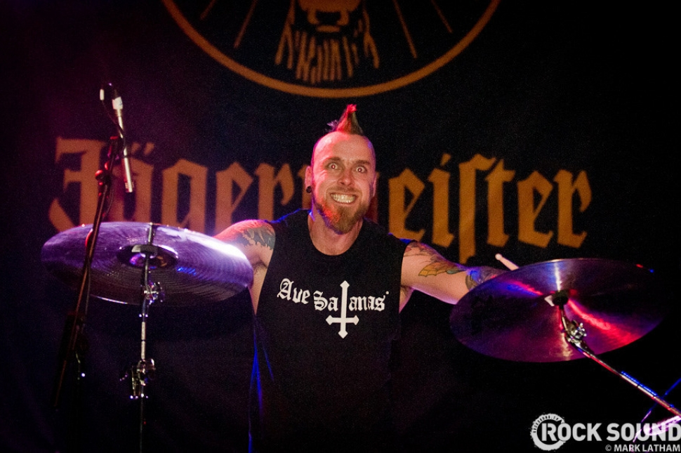 Live And Loud: Jagermeister Ice Cold In Bournemouth