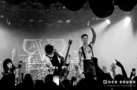 This Is What It Looks Like When Black Veil Brides Play For 500 Fans