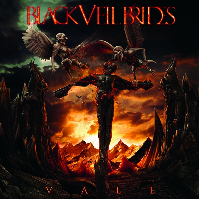Black Veil Brides - Vale Cover