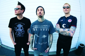 Blink-182 Are Selling A Limited Edition Tee With All Proceeds To The California Wildfire Relief