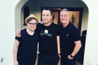 Will Patrick Stump Be On The New Blink-182 Album?