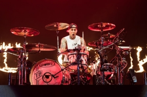Travis Barker Is Unable To Perform Until July