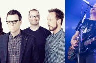 Watch Weezer Cover Blink-182's 'All The Small Things' As Blink's Riot Fest Replacement